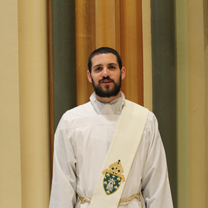 Click to view album: Seminarian Head-shots and Group Photos
